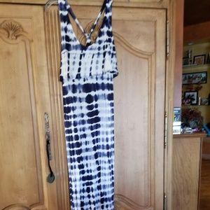 Womens sexy maxi dress